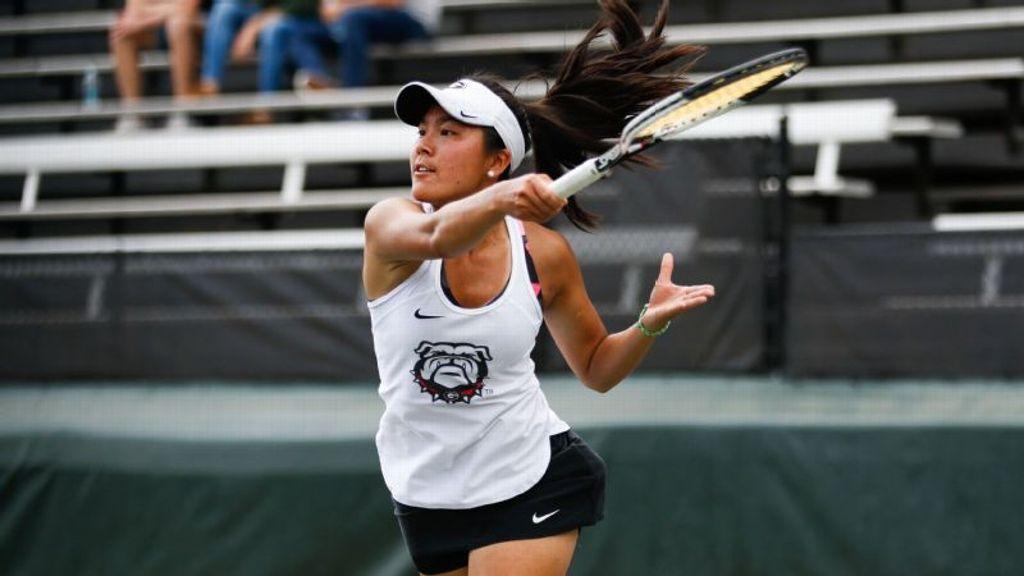 Georgia chosen to win 2020 SEC Women's Tennis Title