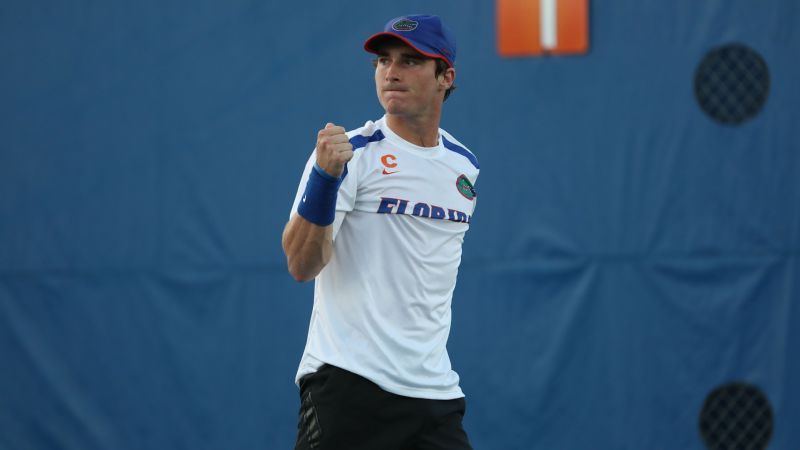 Florida picked to win 2020 SEC Men's Tennis Title