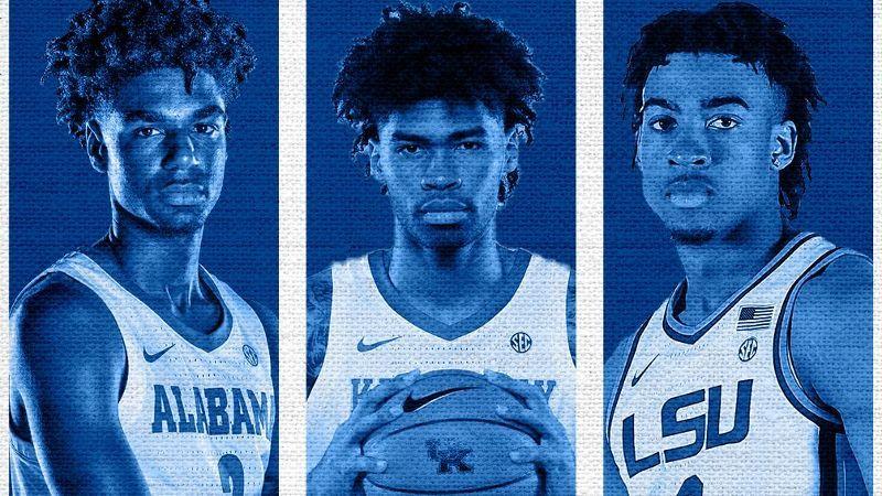 Week 12: Men's Basketball Players of the Week