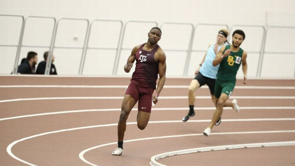 SEC Track and Field Notebook