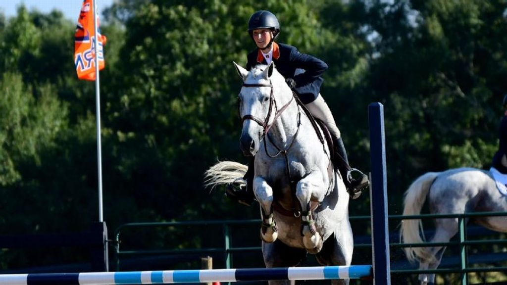 SEC Equestrian Riders of the Month: January