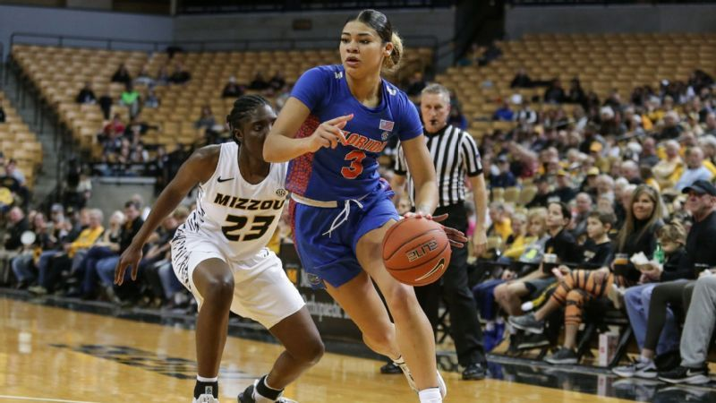 Week 15: Women's Basketball Players of the Week