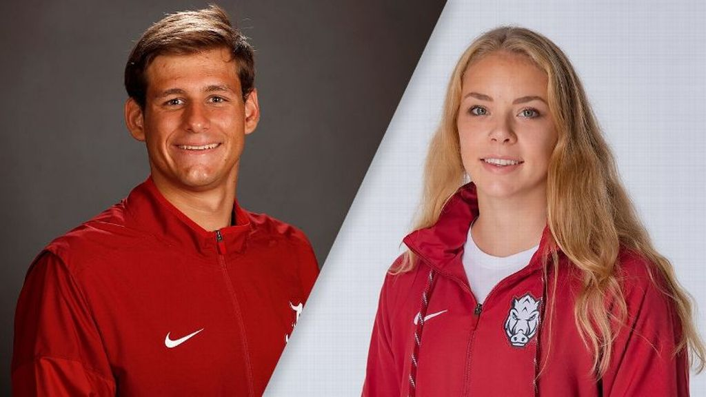 Waddell, Hopkin named Scholar-Athletes of the Year