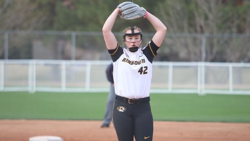 No. 19 Mizzou splits a pair at Mary Nutter Classic
