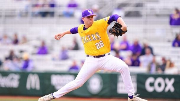 No. 12 LSU makes quick work of dispatching EKU 10-2