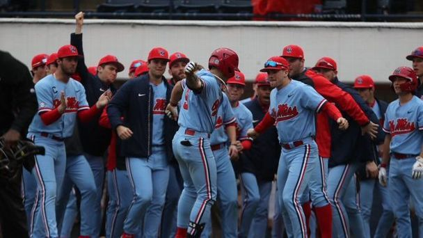 Rebels earn run-rule win over Musketeers 13-3