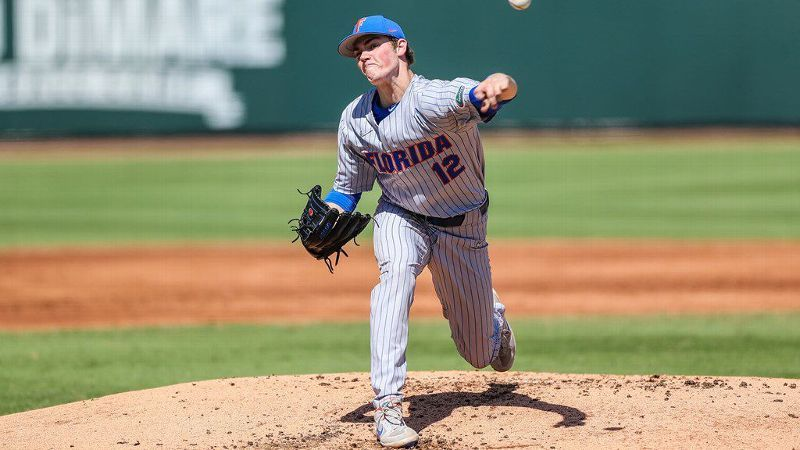 No. 10 Florida completes sweep against No. 7 Miami