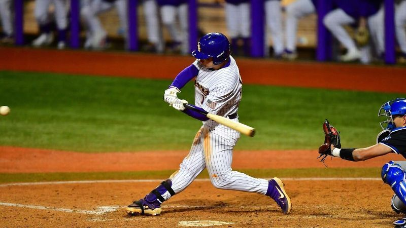 LSU offense overwhelms LA Tech