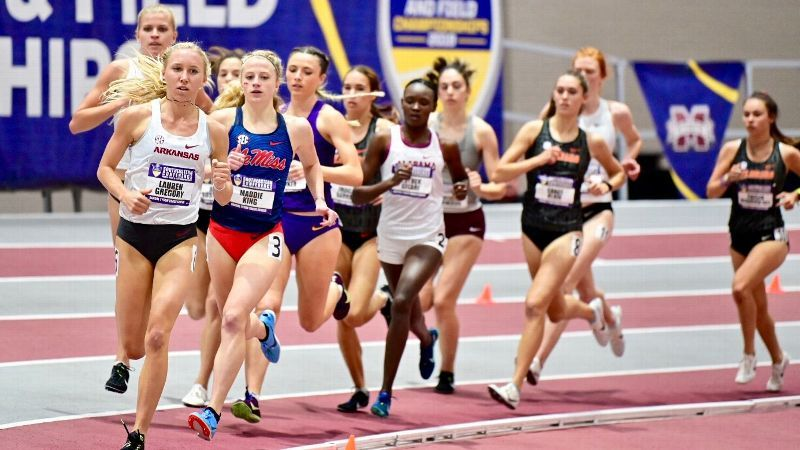 SEC Indoor Track and Field Championships begin Friday