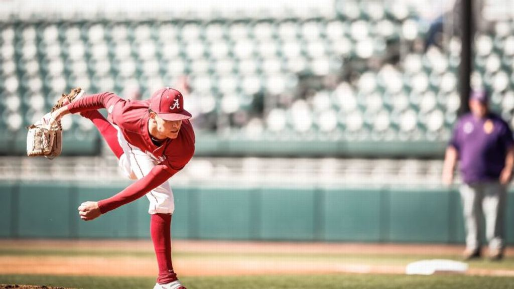 No. 25 Bama snags series-clinching win against Lipscomb