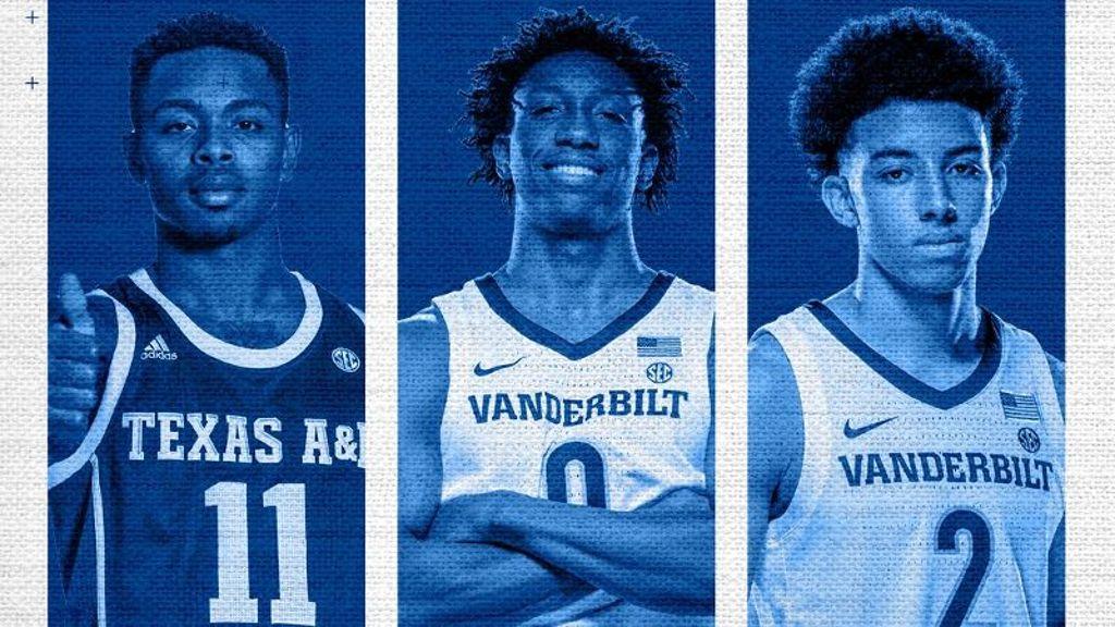 Week 18: Men's Basketball Players of the Week