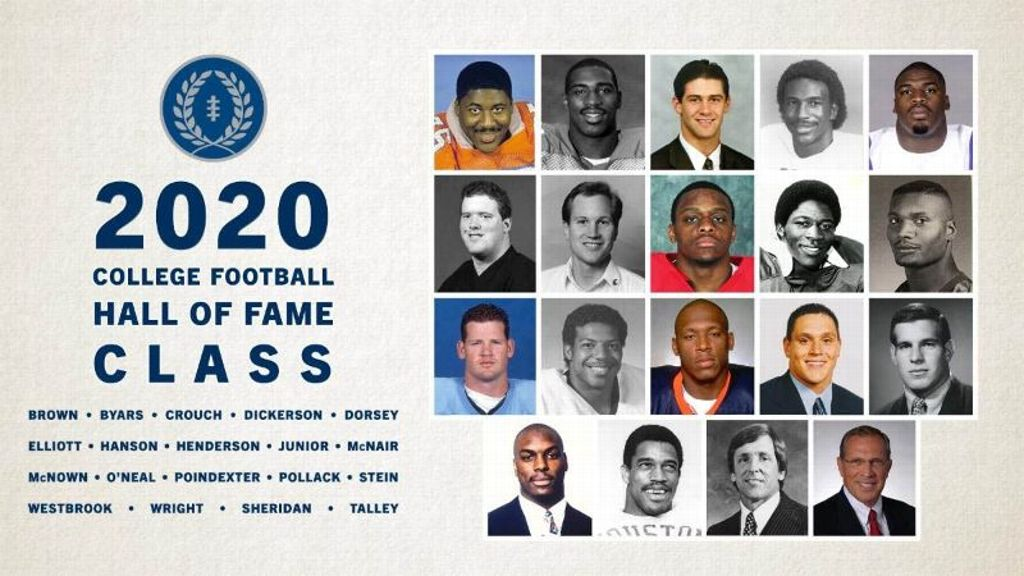 SEC sees four named to College Football Hall of Fame