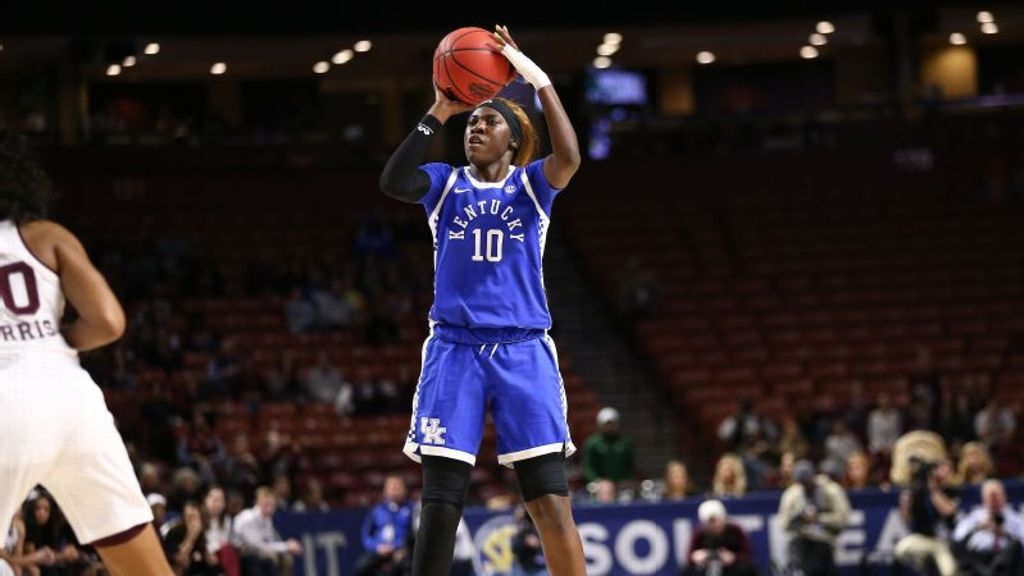 SEC sees four named to USBWA Women's All-America Team
