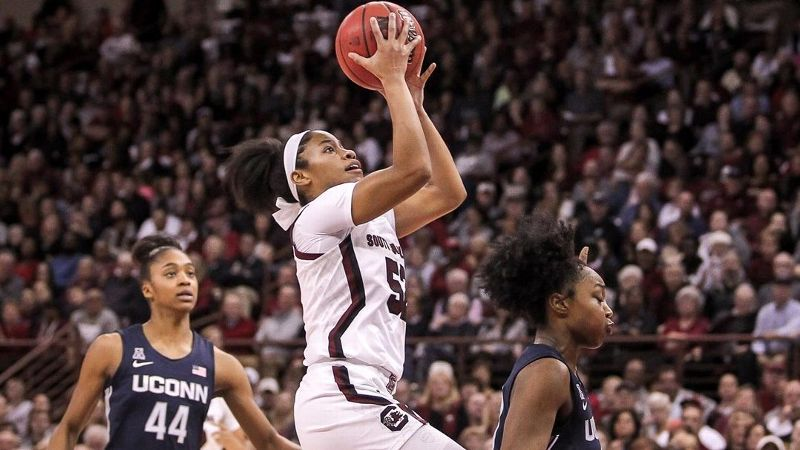Tyasha Harris named Wade Trophy Finalist