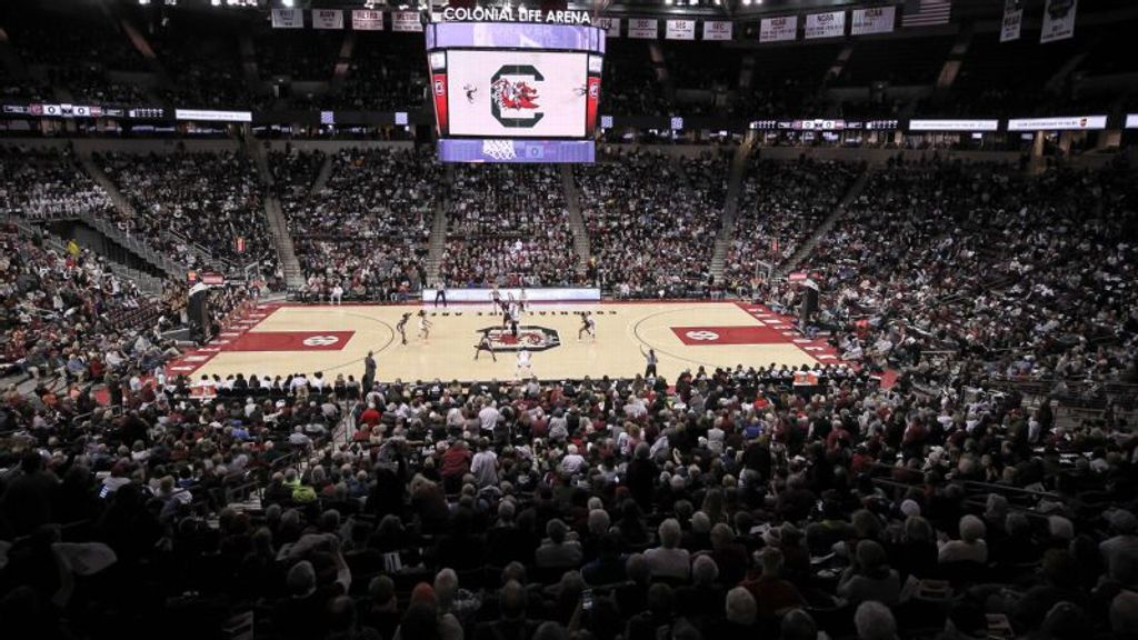 SEC sets the pace in women's basketball attendance
