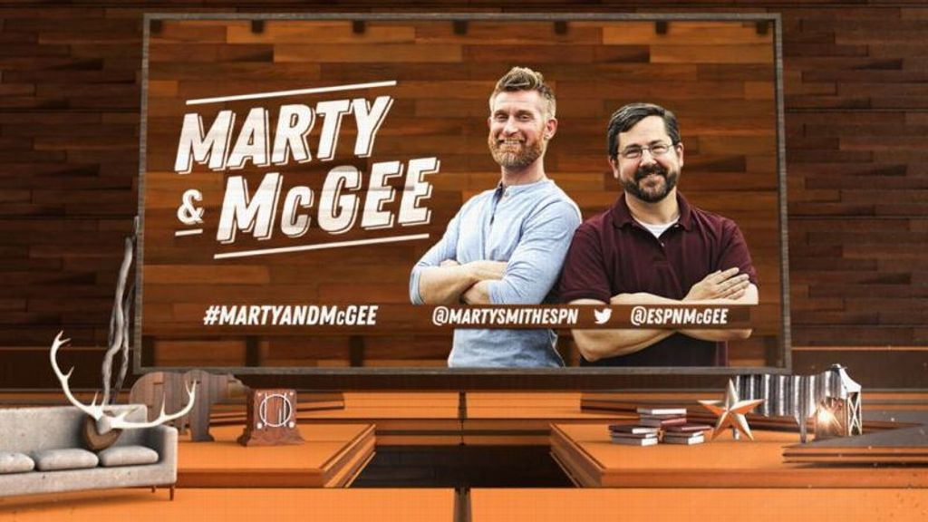 Marty & McGee set for return to SEC Network