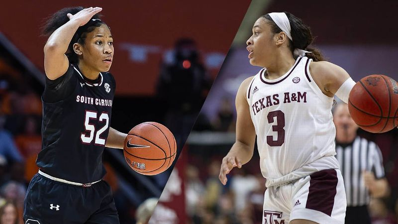 Two SEC athletes selected to WBCA All-America team