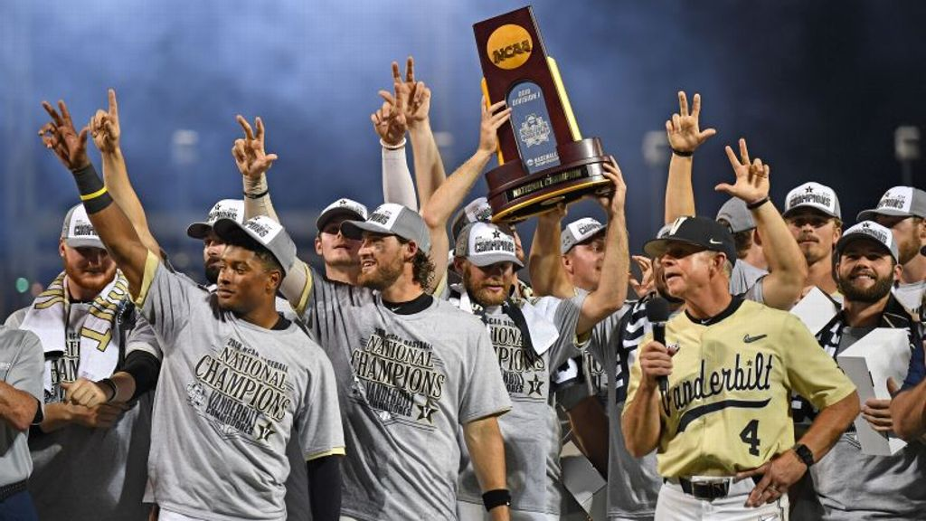 SEC baseball royalty: 6 schools that have won the CWS