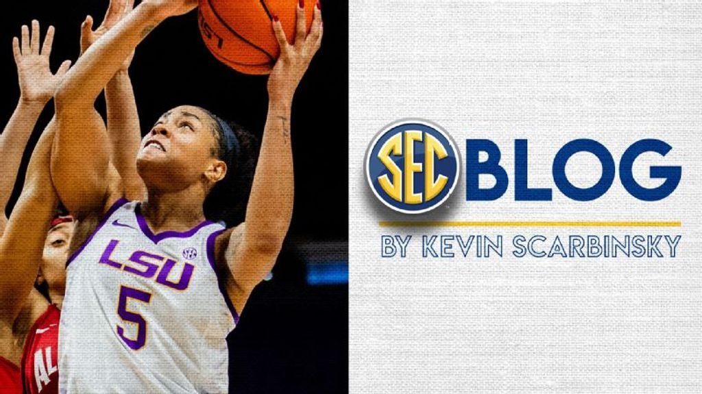 The SEC Blog: LSU's Mitchell proves to be one of a kind