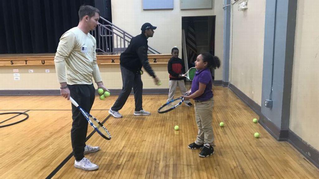 SEC announces Men's Tennis Community Service Team