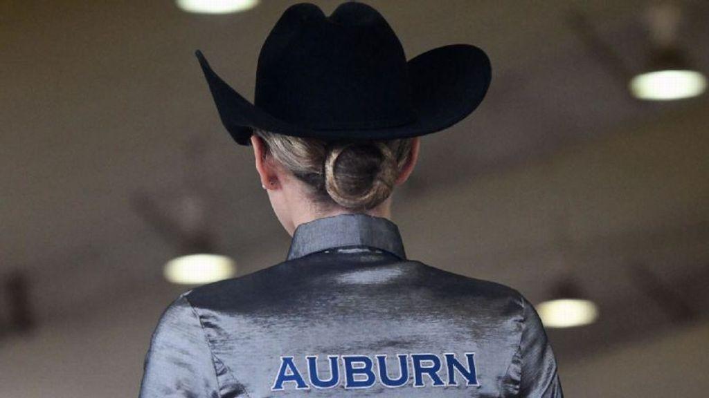 No. 1 Auburn equestrian team named SEC Champions