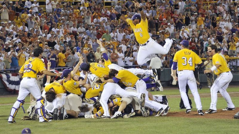 LSU baseball: A legacy of sustained excellence