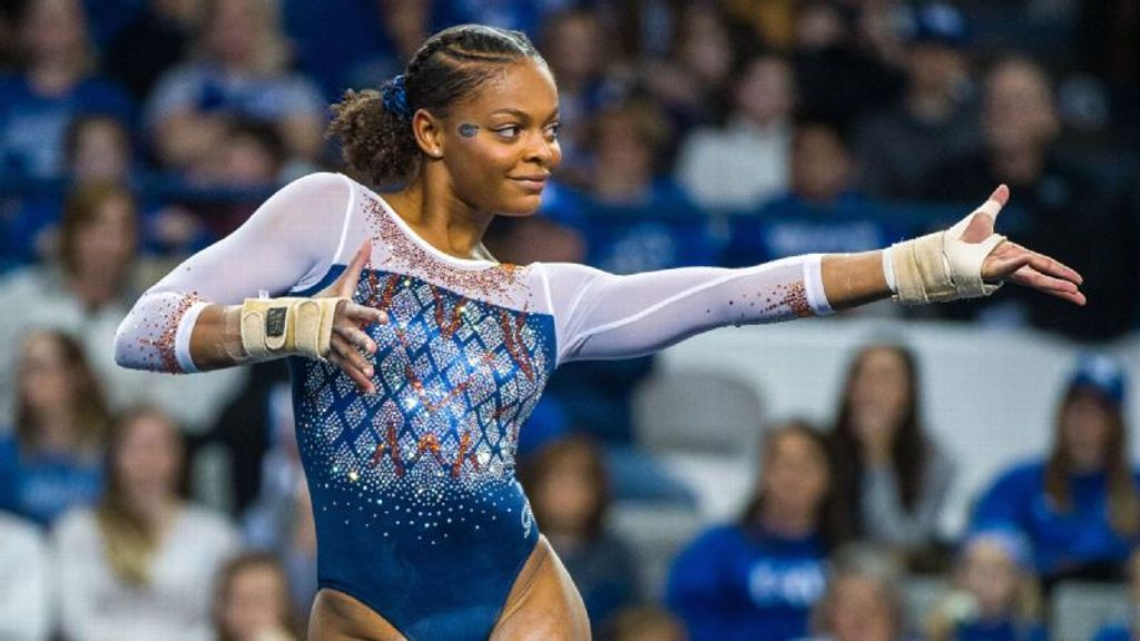 2020 SEC Gymnastics Awards announced