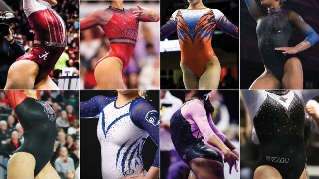 SEC leos as unique as their gymnasts