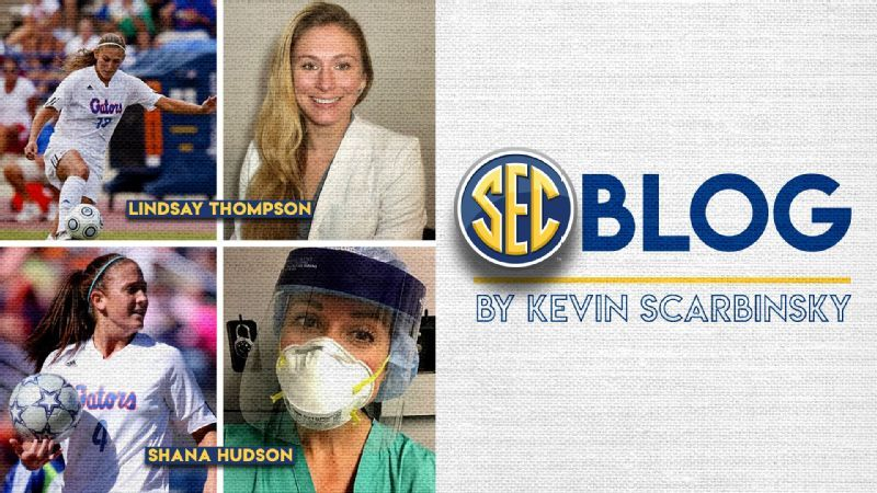 The SEC Blog: Former UF players join COVID-19 fight