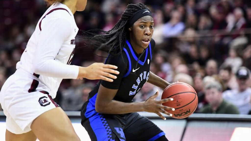 Top women's basketball performances from 2019-20 season