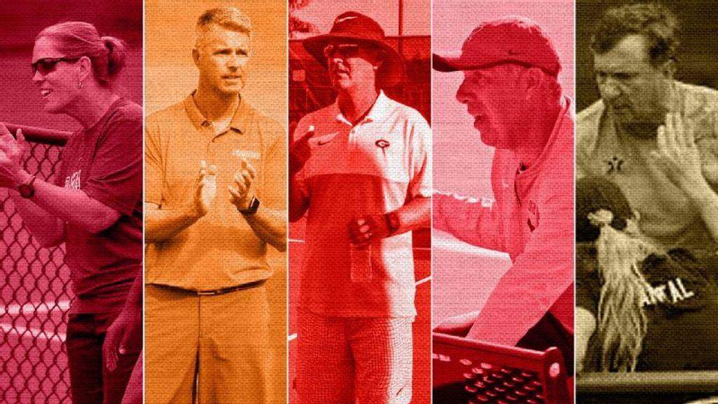 SEC Women's Tennis Coaches - Still Winning