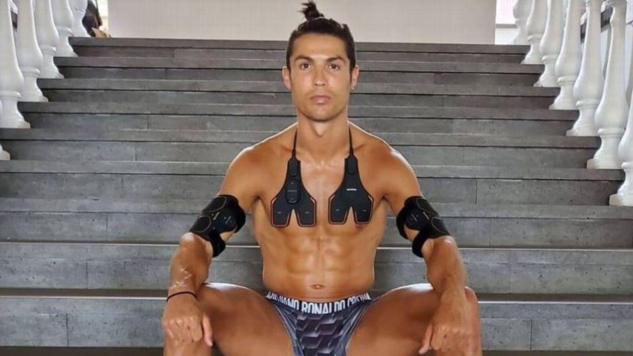 Soccer S Coronavirus Quarantine Power Rankings From Ronaldo S Pecs To Lewandowski S Dancing Who S Bringing Their A Game