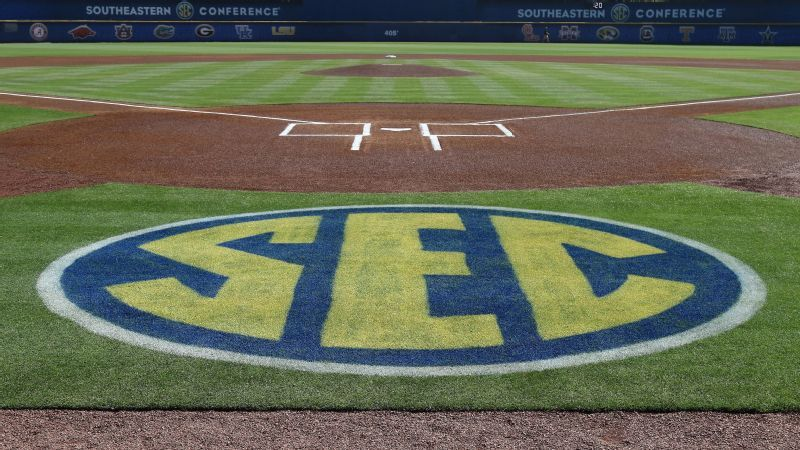 2020 SEC Baseball Community Service Team announced