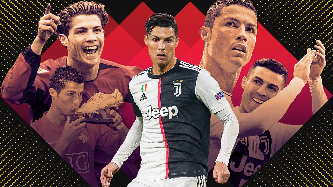 La evolución de Cristiano Ronaldo: desde sus logros en Man Utd. hasta sus  goles con Real Madrid y la Juve