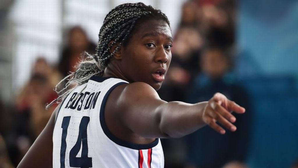 Women's Basketball Academic All-American of the Year Aliyah Boston