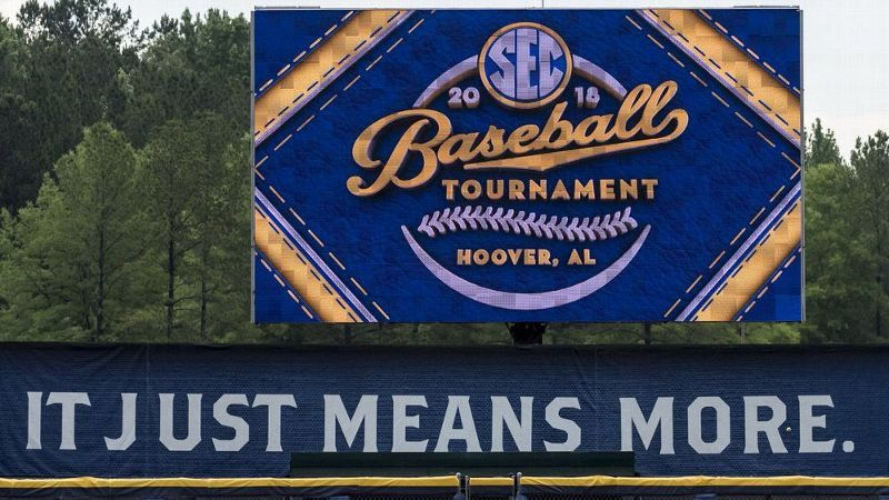 Photo of SEC Network Highlights SEC Volleyball and Baseball
