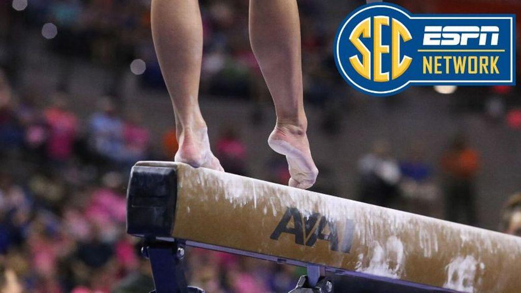 SEC Network highlights gymnastics, NCAA Championships