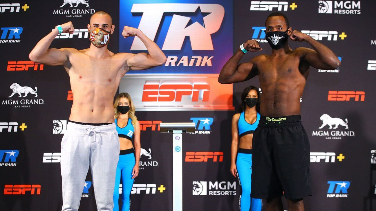 Ringside Seat: After COVID-19-related postponement, Pedraza and LesPierre back in the spotlight