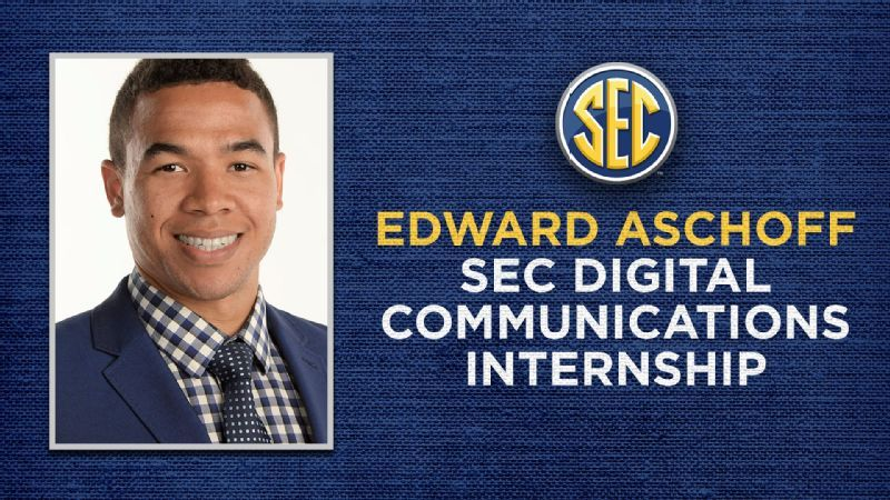 SEC introduces internship in honor of Edward Aschoff