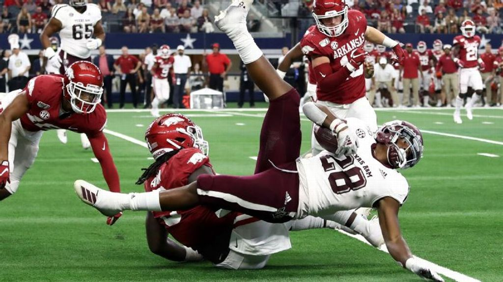SEC Football Summer Takeover: Week 5