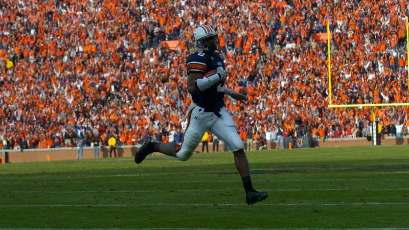 Where are they now: Auburn receiver Ben Obomanu