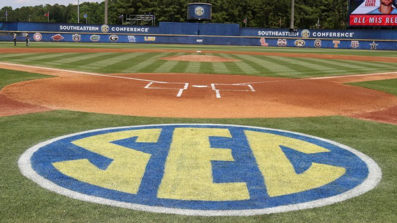 143 players from SEC schools on MLB rosters