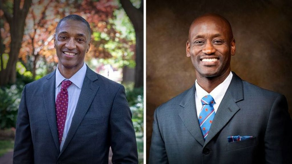 Tate, Robinson are first SEC African American provosts
