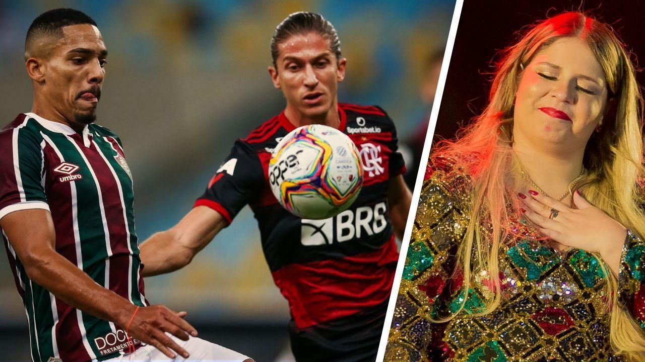 Fluminense x Flamengo desbanca Marilia Mendonça e vira a maior 'live' da história do Youtube – ESPN.com.br