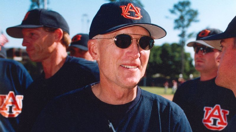 Auburn's Baird to be inducted into ABCA Hall of Fame