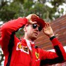 Vettel confirms ride in Racing Point boss's Ferrari