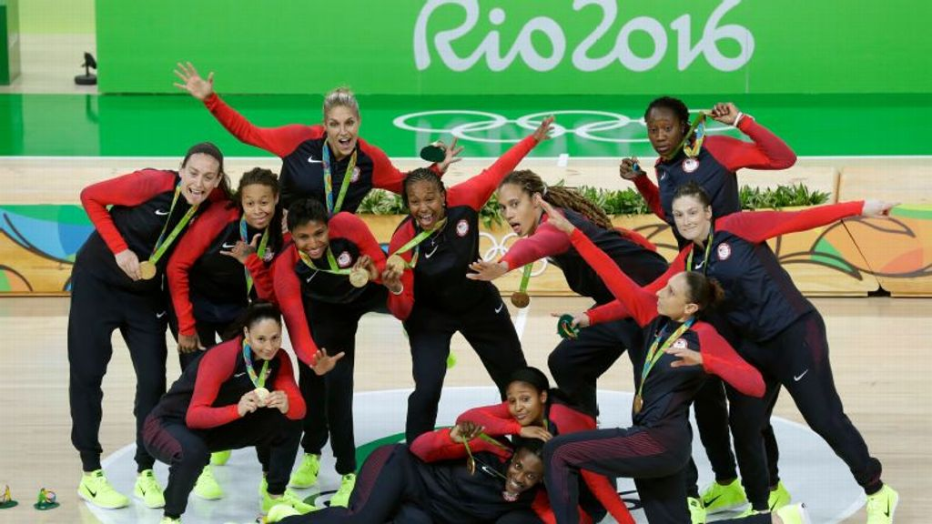 SEC athletes gathered Olympic gold in Rio