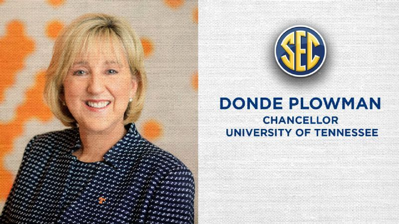 Plowman named to NCAA Presidential Forum