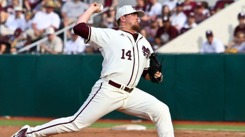 SEC baseball on 2020 MLB Opening Day rosters