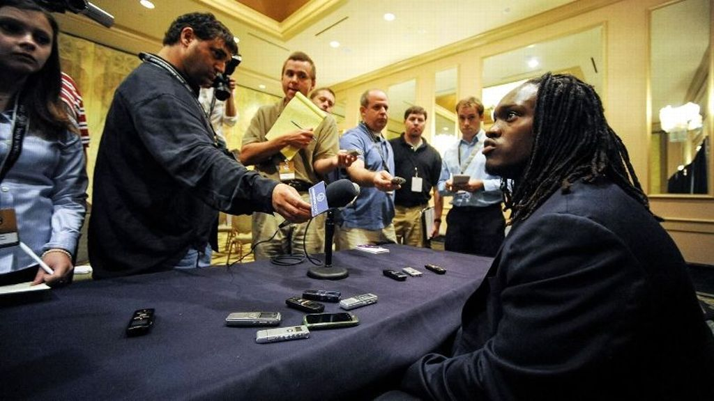 SEC Media Days memories from The Plains